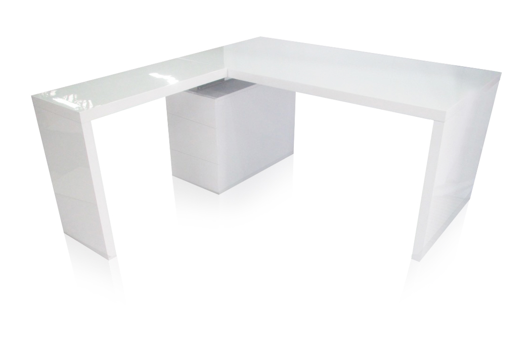 Lenox Modern Office Desk